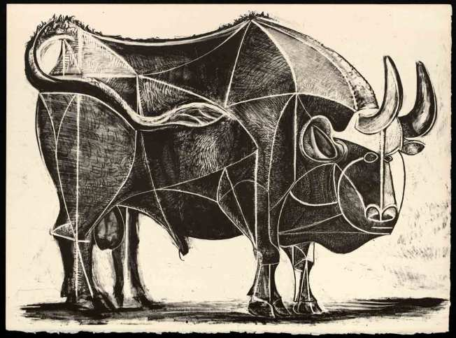 foto tomada de la pagina web de la Fundación Picasso